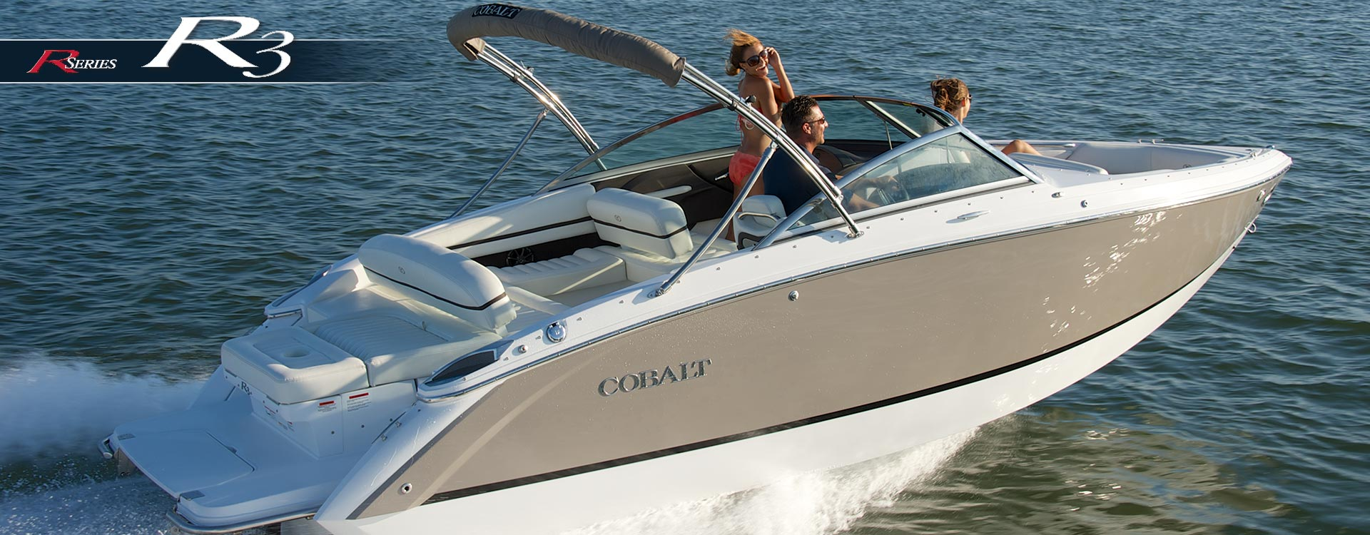 Cobalt r 3 ponent yachts for Best boat for fishing and family