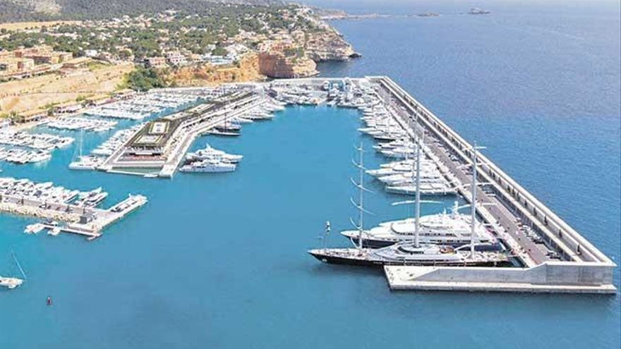 Port Adriano foto